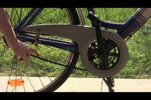 Fahrradkette spannen - so geht´s