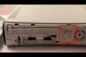 Xbox-Laser reinigen - so funktioniert's