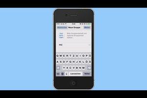 Bei WhatsApp einen Gruppenchat starten - so funktioniert's