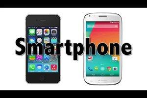 Unterschied zwischen dem iPhone und einem anderen Smartphone kennen