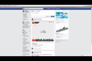 Musik auf Facebook hochladen - so geht's