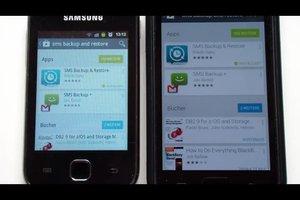 Alte SMS auf neues Handy übertragen - nützliche Hinweise