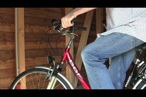 Fahrradbremsen quietschen - was tun?