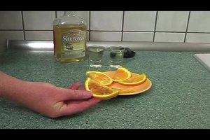 Tequila mit Zimt - so wird er getrunken