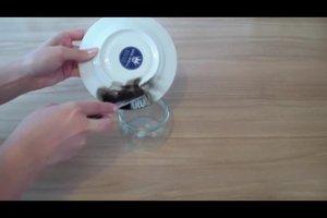 Fingerabdruckpulver selber machen