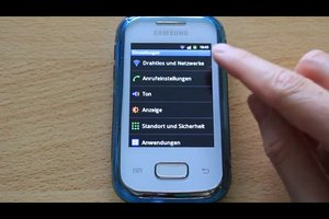 Beim Samsung Galaxy Y den Klingelton ändern - so geht's