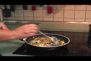 Schmackhafte Maronen - Pilze richtig zubereiten