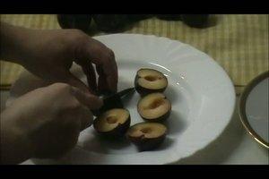 Pflaumen einkochen - Anleitung