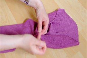 Strickkleider selber stricken - Anleitung