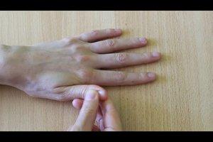 Anleitung - eine Handmassage gelingt so