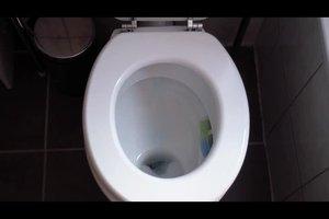 Toilette läuft ständig - das können Sie dagegen tun
