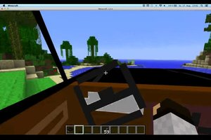 Video In Minecraft Ein Auto Bauen So Geht S