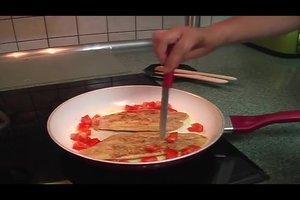 Fisch braten mit Mehl - ein Rezept