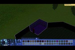 Sims 3 - eine Villa bauen Sie so