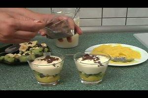 Dessert - einfach und schnell zubereitet