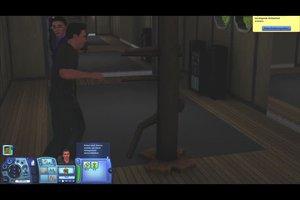 Sims 3 Kampfkunst lernen - so geht's