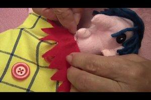 Handpuppen selber machen - Bastelanleitung für das Kasperle