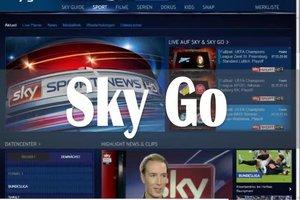 Sky im Internet schauen - so funktioniert Sky Go