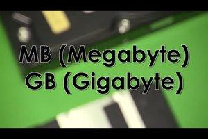 Was ist größer: GB oder MB? - Wissenswertes über Datenvolumen
