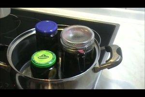 Anleitung - Zwetschgen einkochen