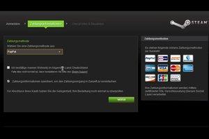 Steam-Sofortüberweisung - Anleitung und Fakten des Bezahlmodells