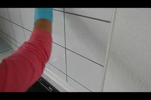 Fliesenreinigung - so werden Fliesen wieder strahlend sauber