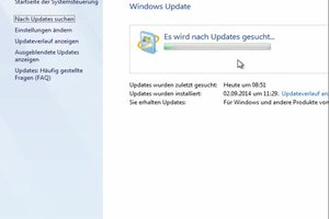 Fehler beim Konfigurieren der Windows-7-Updates - wie Sie das Problem selbst lösen können