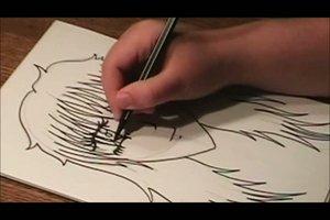 Anime zeichnen lernen - Anleitung