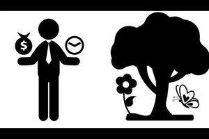 Unterschied Ökonomie und Ökologie leicht erklärt