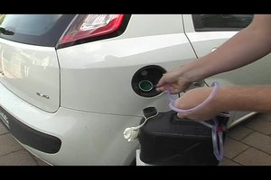 Benzin abpumpen - so klappt's
