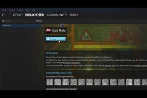 Steam-Spiele neu installieren - das sollten Sie beachten