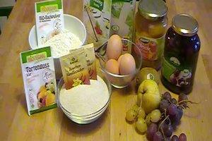 Kindertorten - Rezepte für lustige Obsttorten