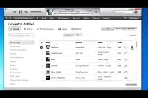 iTunes-Musik wiederherstellen - so geht's