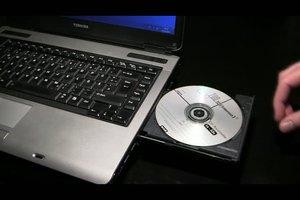 Wie brenne ich eine CD?