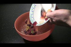 Red-Bull-Eis selber machen - ein Rezept