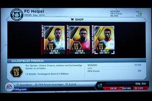 FIFA 13 Ultimate Team - schnell Millionen verdienen