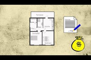 Unterschied von Nutzfläche und Wohnfläche - eine verständliche Erklärung