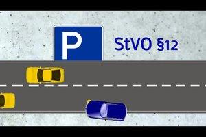 Parken entgegen der Fahrtrichtung - das sollten Sie dabei beachten
