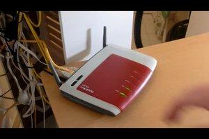 Router austauschen - Anleitung
