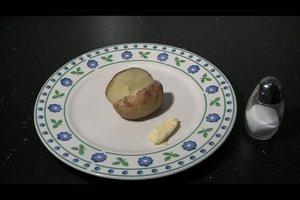 Grillkartoffeln in Alufolie zubereiten