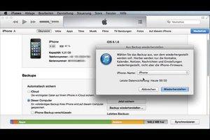 iPhone 3GS ist langsam geworden - was tun?
