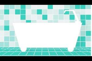 Standardmaß für Badewanne - so messen Sie, ob die Wanne ins Bad passt