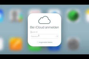 Bei iCloud das Passwort ändern - so geht's