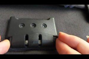 Koffer: Zahlenschloss vergessen - Abhilfe