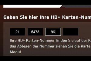 HD-Plus-Karte verlängern - so geht's