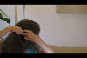 Geflochtene Frisuren selber machen - Anleitung