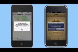 Anderes iPhone orten - so geht's