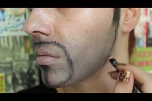 Video Eine Frau Als Mann Schminken So Wird S Tauschend Echt
