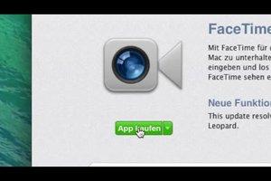 Die Facetime-App ist nicht vorhanden - so installieren Sie sie