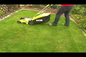 Letzter Rasenschnitt im Jahr - so bereiten Sie Ihren Rasen auf den Winter vor